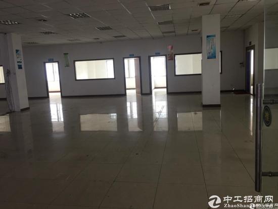 石岩北环原房东红本产业园2楼整层2750平米厂房出租-图8