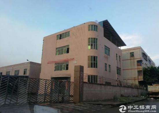 宝安区占地1.6万㎡建筑2万㎡优质厂房出售