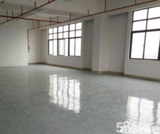 横岗广达路一楼1480平米标准独院厂房,价格好