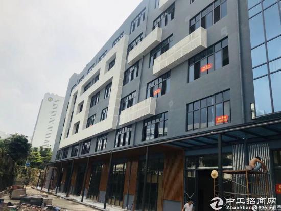 南山西丽阳光工业园新出独栋写字楼出租精装修300-5000-图2