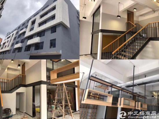 南山西丽阳光工业园新出独栋写字楼出租精装修300-5000-图3