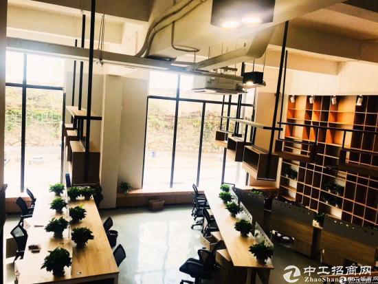 南山西丽阳光工业园新出独栋写字楼出租精装修300-5000-图4