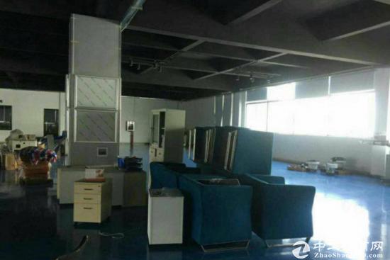 大望工业区800平方二楼带现成装修厂房出租-图3