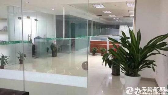 西丽天虹商场附近精装修甲级写字楼1490平招租
