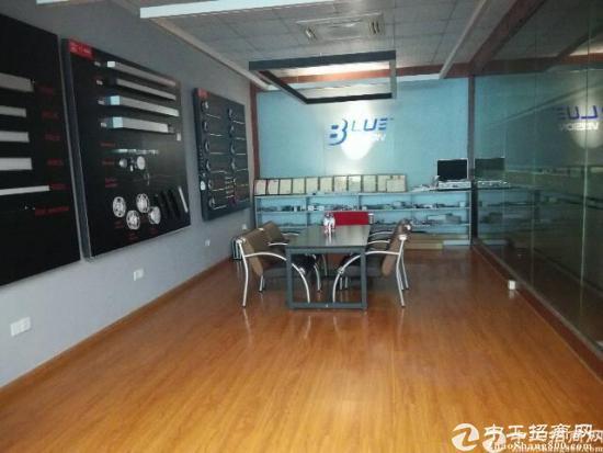 西丽天虹商场附近精装修甲级写字楼1490平招租-图2