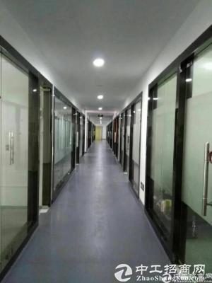 西丽天虹商场附近精装修甲级写字楼1490平招租-图4