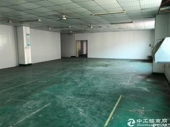 西丽阳光工业区原房东楼上800平带装修厂房出租-图2