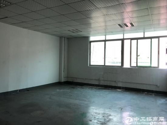 西丽阳光工业区原房东楼上800平带装修厂房出租