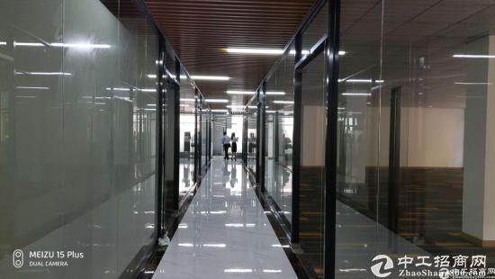 南山西丽白芒关口附近新出楼上520平米带精装修厂-图3
