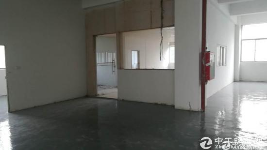坪山坑梓新出楼上厂房500平方出租 带装修