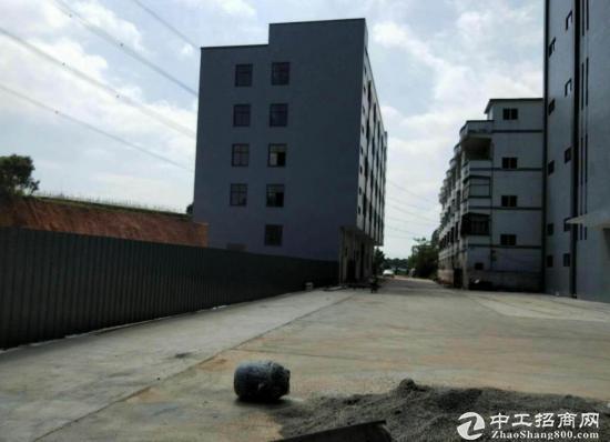 坪山坑梓比亚迪旁边标准厂房一楼1800平方出租