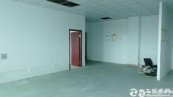 龙岗嶂背楼上精装修800平米出租无转让费厂房出租-图4