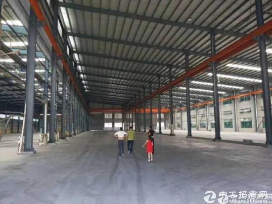 新圩镇可做小污染行业独院钢构厂房5000平可以办环评
