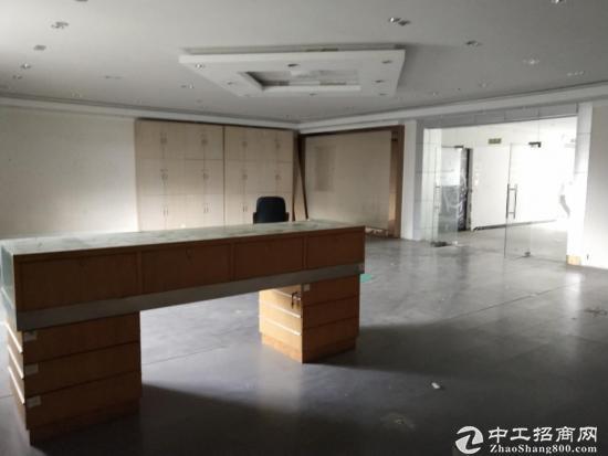 坑梓秀新原房东独院1-4层4200平厂房带装修招租