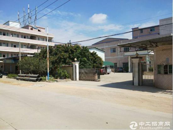 黄江厂房占地3000建筑3800平方米