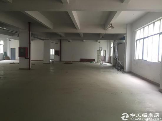 横岗 惠盐路三楼1130平带电梯厂房20块出租-图3