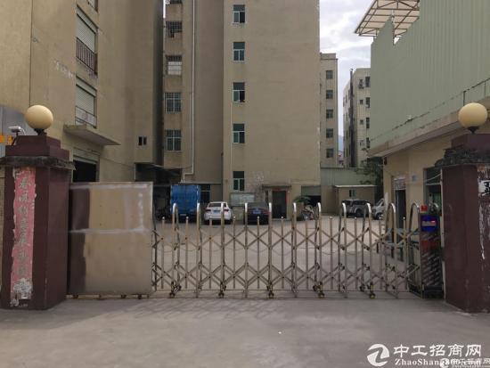 横岗 惠盐路三楼1130平带电梯厂房20块出租-图5