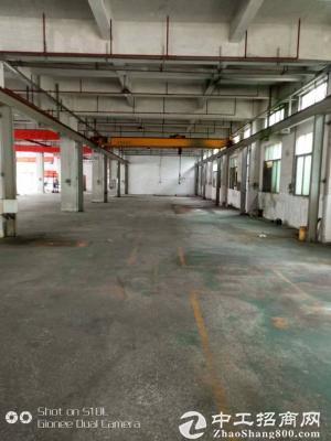 龙岗坪山坑梓秀新工业区新出标准厂房一楼900平米