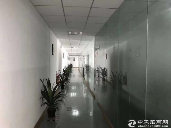 横岗大康原房东厂房出租1~2层/1800平方(带装修)