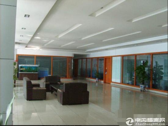 福永凤凰山新出实际面积厂房7200平米独院招租