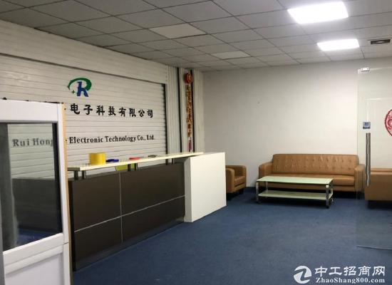 出租福永沙井易招工标准厂房500平