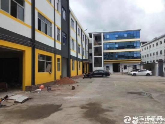 石岩汽车站成熟工业园厂房招租