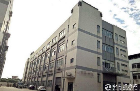 广田路标准厂房一楼1350平方配套齐全