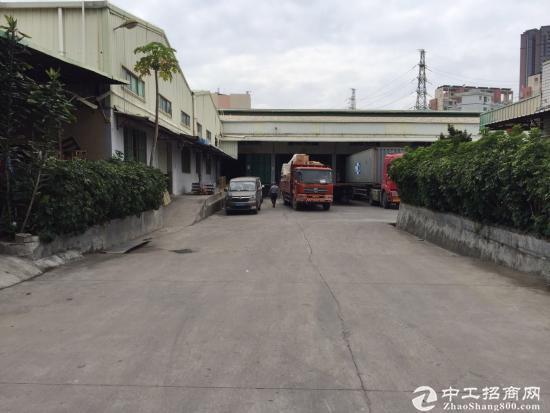 钢构厂房仓库出租 带卸货平台 四联地铁站附近