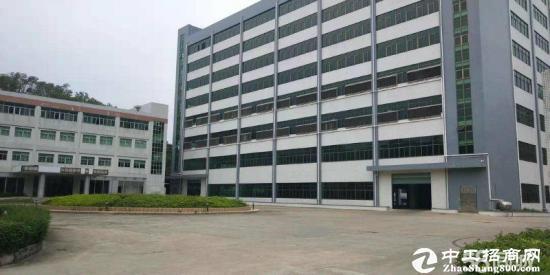 横岗高新产业园约10万平全新招租形象升级
