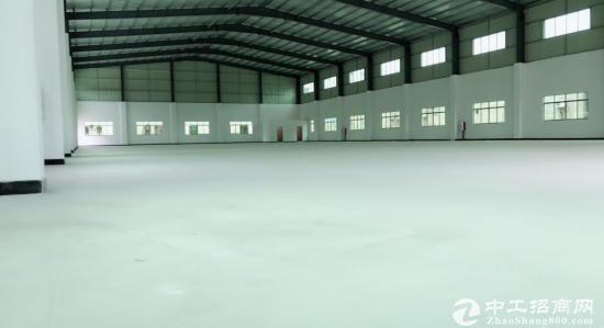 小金口原房东独院钢构厂房出租3200平大小可分租