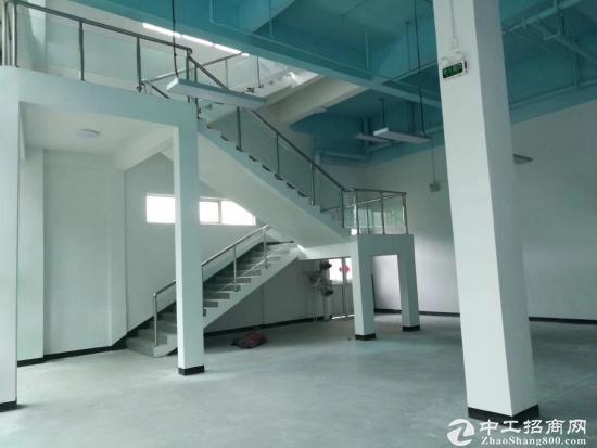独栋厂房三层,每层建筑面积590平,整租33元