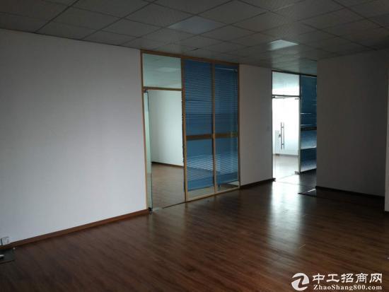 坪山坑梓楼上整层1500平现成办公室带装修招租