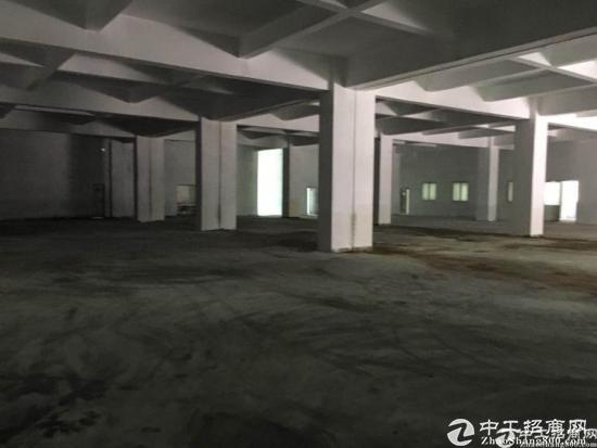 石岩北环新出一楼厂房2080平带卸货平台出租