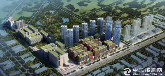 松山湖镇建筑2500 ㎡产业园分层国有红本双证厂房出售可以按揭