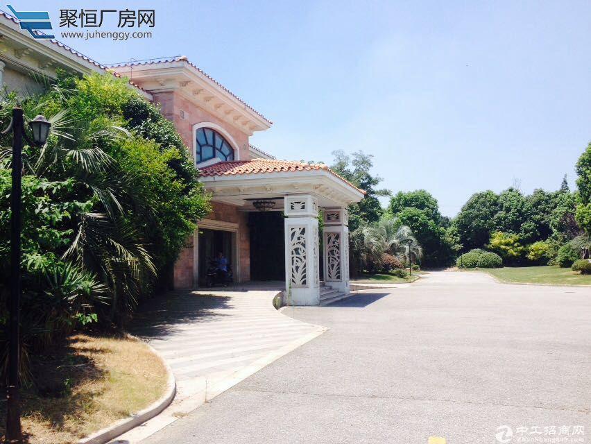松江佘山商业疗养院和养老院佘山独院25.6亩精装修
