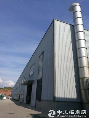 5,7万平标准家具生产厂房,正规园区手续齐全,可分割