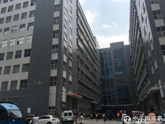 深圳周边文化产业园国有证整层1755平出售