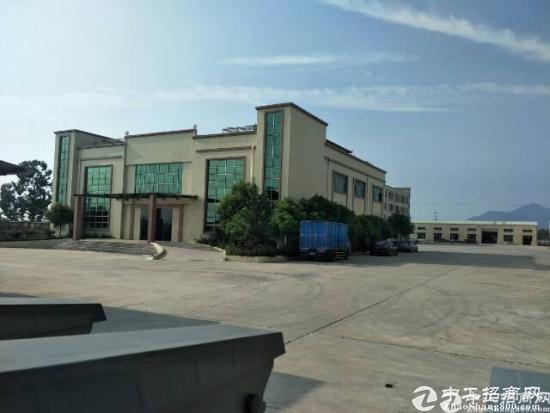 龙岗宝龙新出原房东独院钢构厂房10540平只租实业