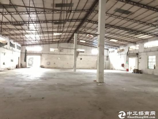 坪山18元钢构独院厂房1800平米出租,仅租实业