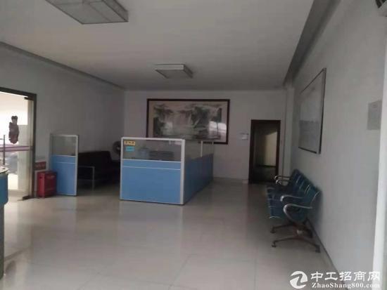 原房东 龙岗同乐二楼整层1500平厂房可分租,送精装修