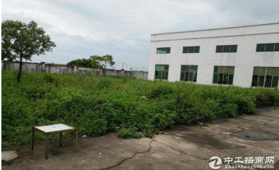 下江城独院钢构厂房2100平方米招租