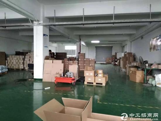 坪山竹坑工业区独院厂房7060平方便宜出租