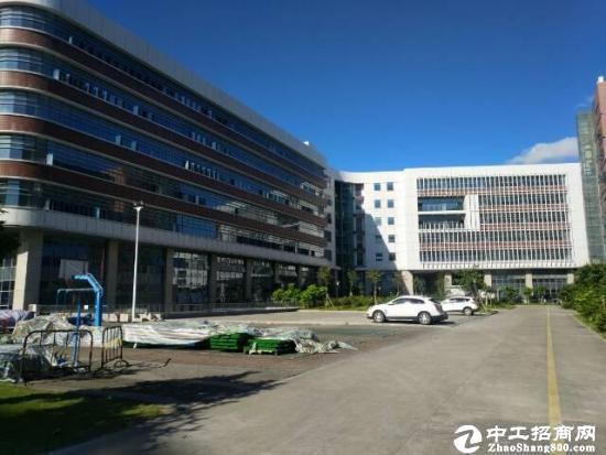 坪山大工业区原房东一楼标准厂房1200平方6米高出租