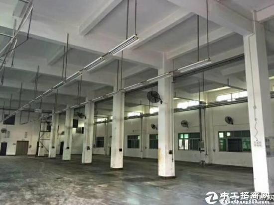 坪山 三洋湖独院3层 3900平方出租