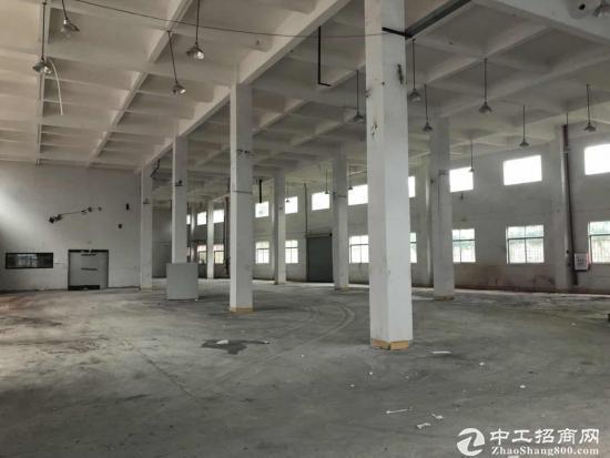 独栋两层厂房1000平方出租,一楼6米高,适合做五金