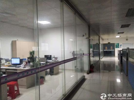 原房东厂房 坪山浦桥工业区楼上整层1000平米实际面积
