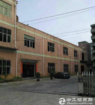 保安围独院厂房2600平方可分租