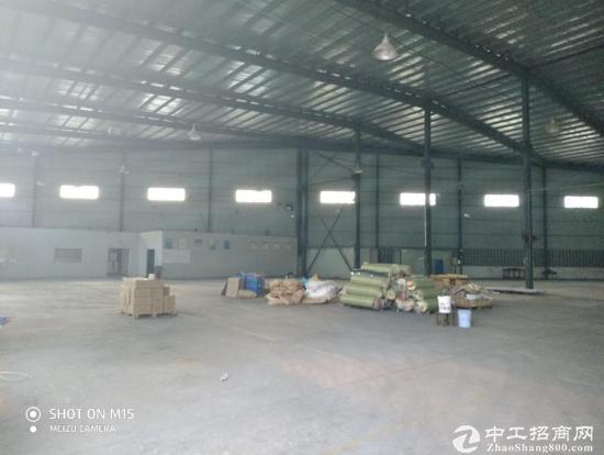 坪山新区新出8米钢构厂房1200平方出租