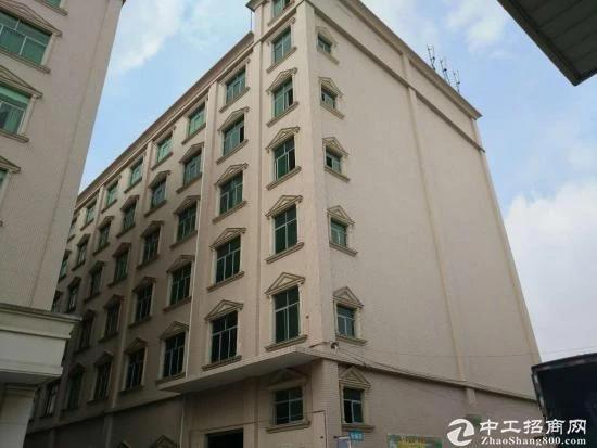 原房东厂房 龙岗同乐14元楼上1500平厂房出租 可分租