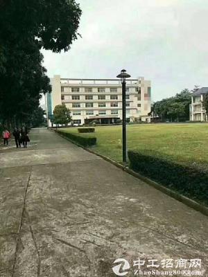 东莞松山湖43800平红本厂房出售